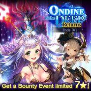 Ondine of the Deep Returns