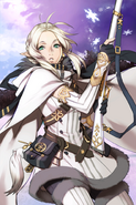 Daphia, Snow-white Gunner