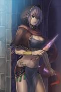 Lisha, Assassin +1
