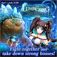 Lumbering Silence