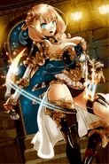 Lurica, Shroud Assassin +2