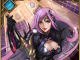 Nadia, Headstrong Knight +2