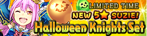 Halloween Knights Set Banner2