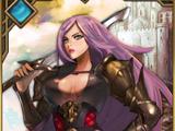 Nadia, Headstrong Knight +1