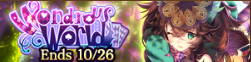 Wondrous World banner 6