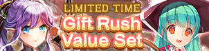 Gift Rush Value Set3 Banner2