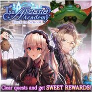 The Arcane Academy Back to School