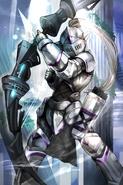 Lillian, Arrow of Silver