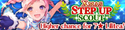 Wreck the Halls - Xmas Step UP Scout banner2