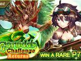 Garuda's Challenge Returns
