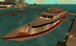 Cortez Yacht GTAVC
