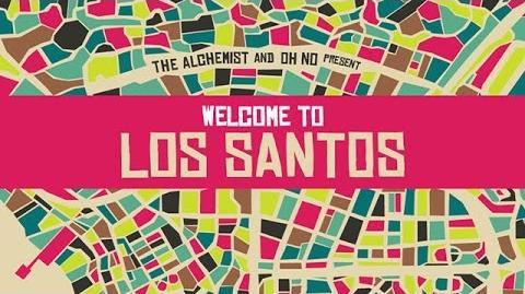 MC Eiht & Freddie Gibbs - Welcome to Los Santos feat. Kokane