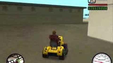 GTA San Andreas madness