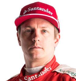 TGT Kimi Raikkonen