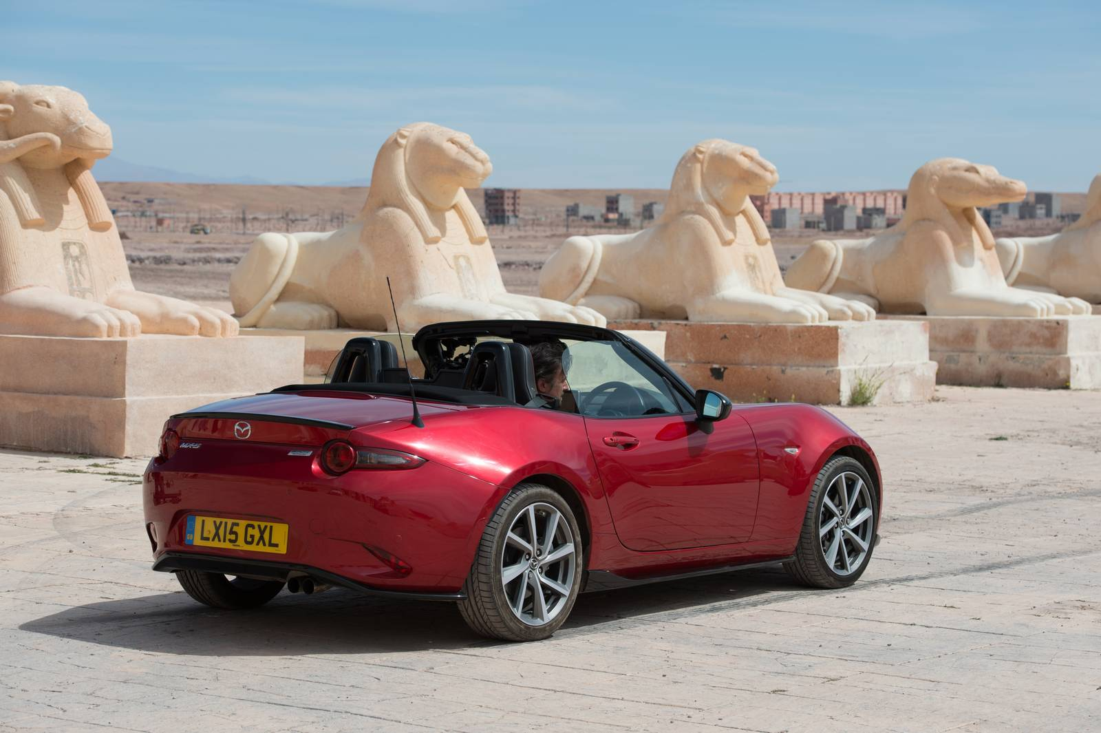 Superior Mazda MX5 Awesome Design
