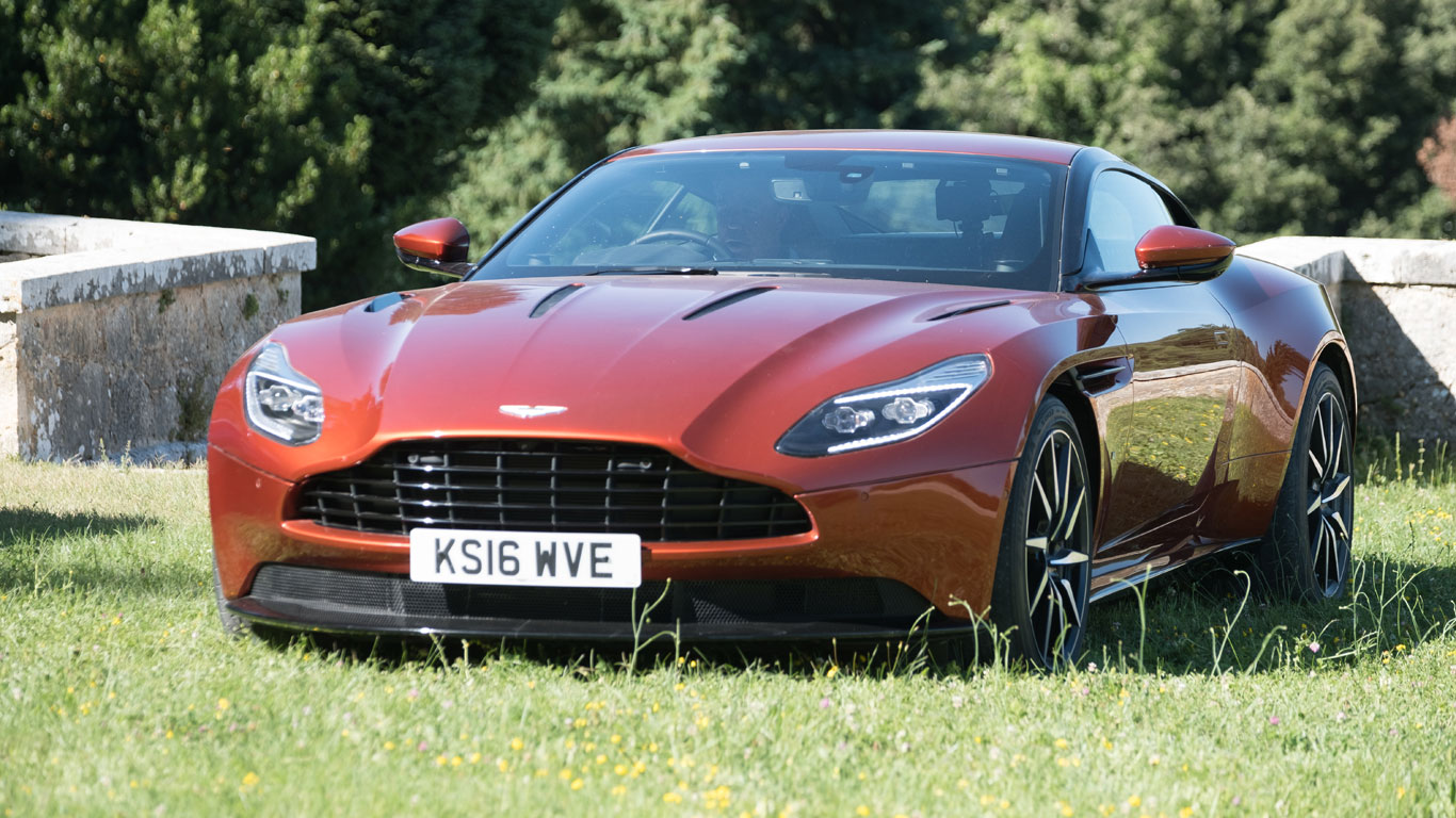 image - aston martin db11 | the grand tour wiki | fandom