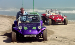 Jeremy Clarkson's beach buggy