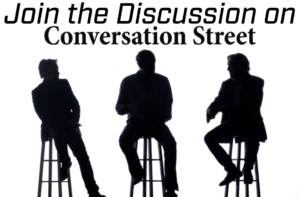 Discussion Conversation Street
