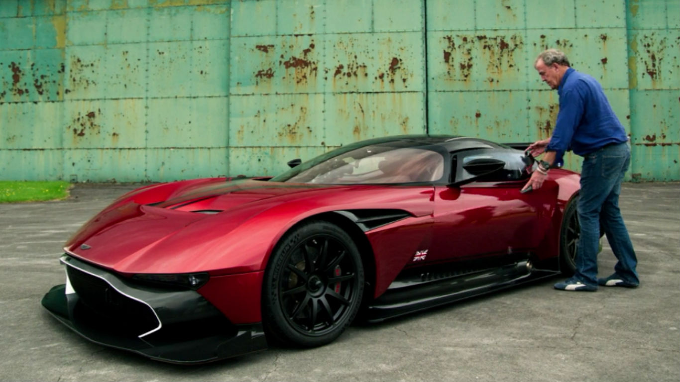 Aston Martin Vulcan >> Aston Martin Vulcan The Grand Tour Wiki Fandom Powered