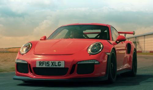 Porsche 911 GT3 RS Ideas