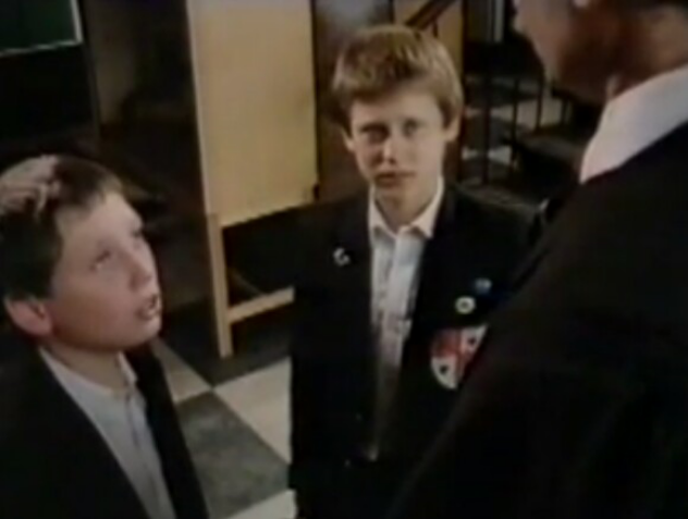 series 6 episode 5 grange hill wiki fandom powered by wikia rh grangehill wikia com Grange Hill Series 26 Grange Hill High School