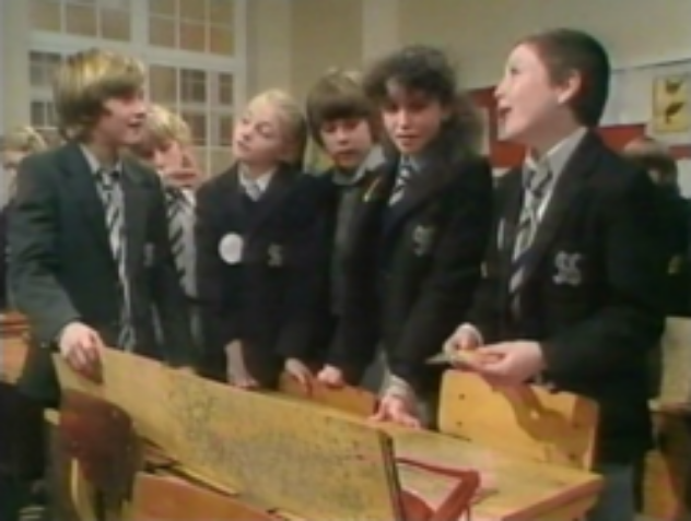 series 5 episode 9 grange hill wiki fandom powered by wikia rh grangehill wikia com Grange Hill Ashley Walters Grange Hill School