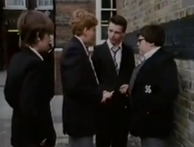 series 6 episode 1 grange hill wiki fandom powered by wikia rh grangehill wikia com Grange Hill Ashley Walters Grange Hill Uniform