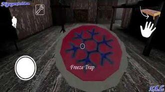 Freeze Trap in Granny (Version 1.7.3)