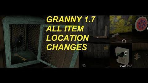Item Locations