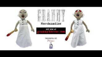 "Granny Plush ""Horror Trailer"""