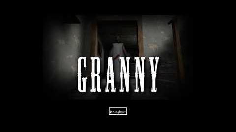 Granny (Horror game trailer) Android and iOS
