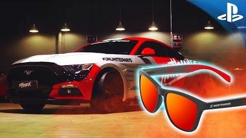 Aerys III Targaryen/Gran Turismo y Northweek presentan tres modelos de gafas de sol exclusivas