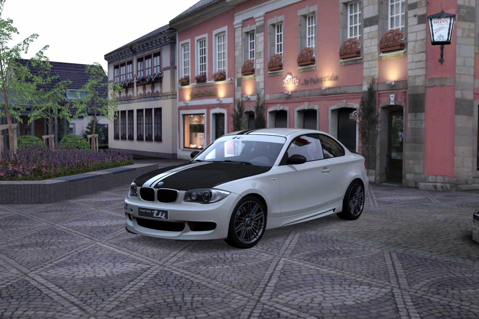 BMW Concept 1 Series TII ´07 | Gran Turismo Wiki | FANDOM powered by ...