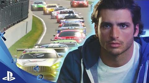 CuBaN VeRcEttI/Gran Turismo Sport se estrena a manos de Carlos Sainz