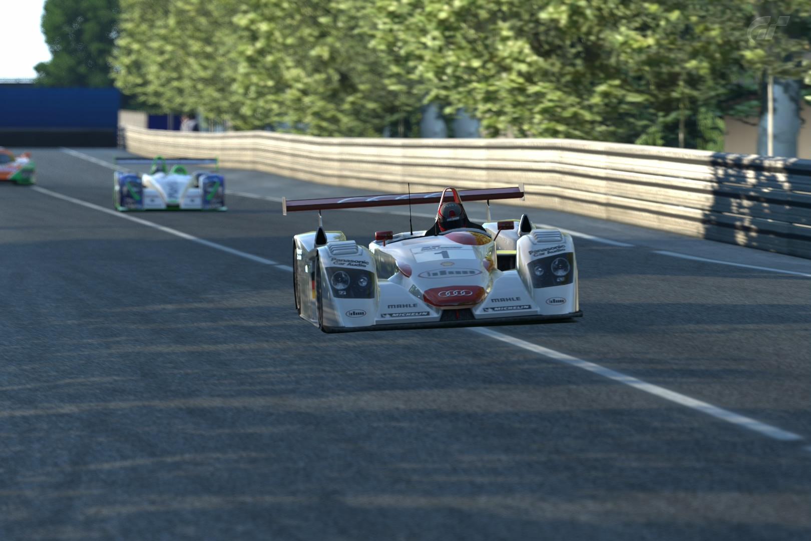 Audi R Race Car Gran Turismo Wiki FANDOM Powered By Wikia - Audi r8 race car 01 gt6