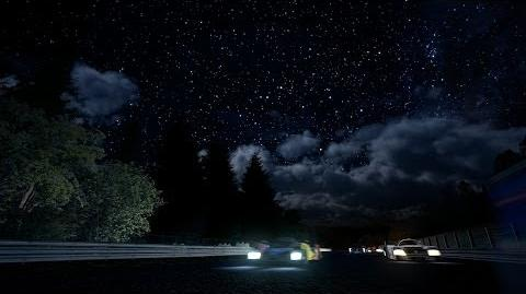 Gran Turismo 6 Time Transition & Astronomy Effects