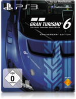 GT6 Anniversary Cover