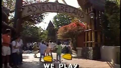 Disney Sing-Along Songs Disneyland Fun - It's A Small World (Full)