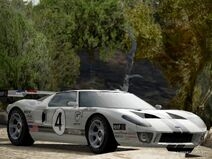 GT4 car