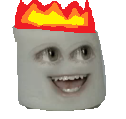 Angry Marshmallow