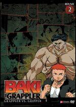 Baki The Grappler TV