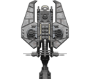 Rebel Loki Frigate Hull