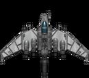Rebel Atlantis Bomber Hull