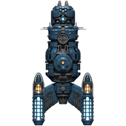 Federation Fox Frigate