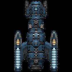 Federation Eagle Cruiser