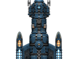 Federation Eagle Cruiser Hull