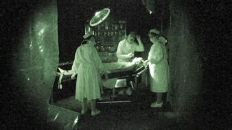 Grave Encounters (2011) Friedkin's operating room