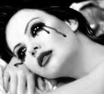 Girl-Sad-Crying-And-Black-Tears-Image
