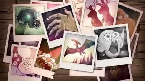 Gravity Falls Un Verano de Misterios Intro - 480p