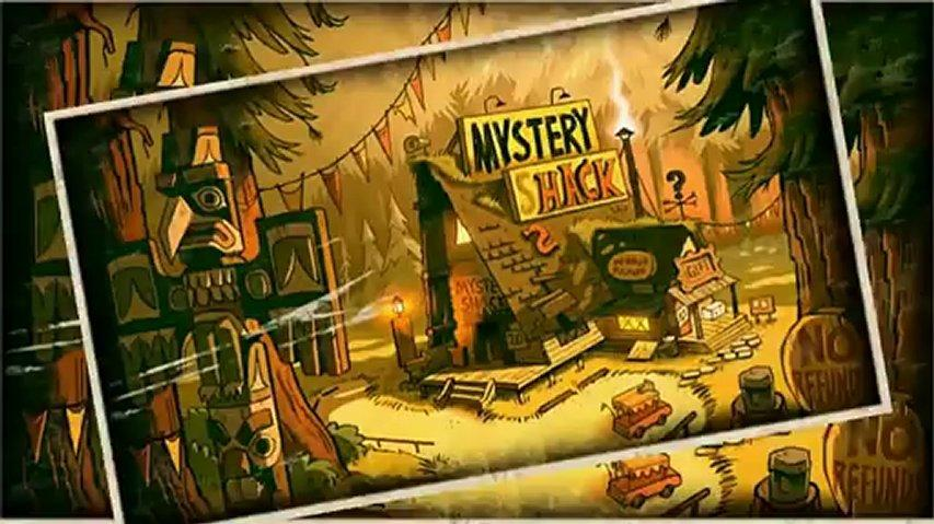 Disney Channel Latinoamérica (Argentina) Gravity Falls Un verano de misterios (Promoción)